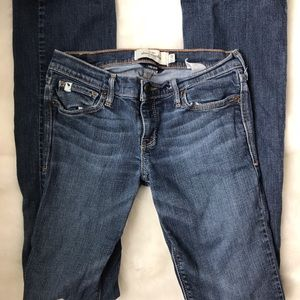 Abercrombie and Fitch jeans girls 16 slim